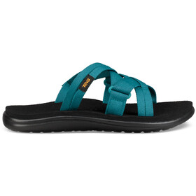 Teva Voya Slide Sandals Dame deep lake